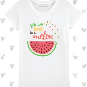 Tricou femei personalizat One in a melon