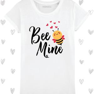 Tricou femei personalizat Bee mine