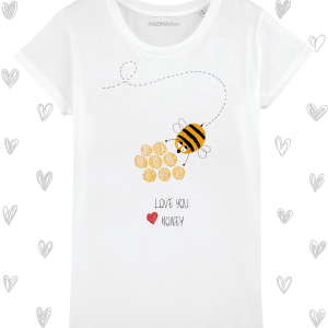 Tricou femei personalizat Honey