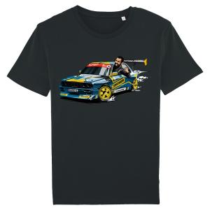 tricou personalizat evl motorsport 2019 negru